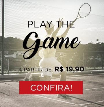 MODALIDADE TENNIS A PARTIR DE R$ 19,90