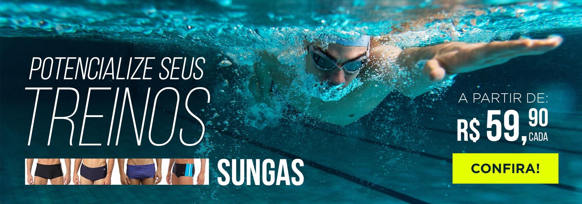 SUNGAS - A PARTIR DE R$ 59,90