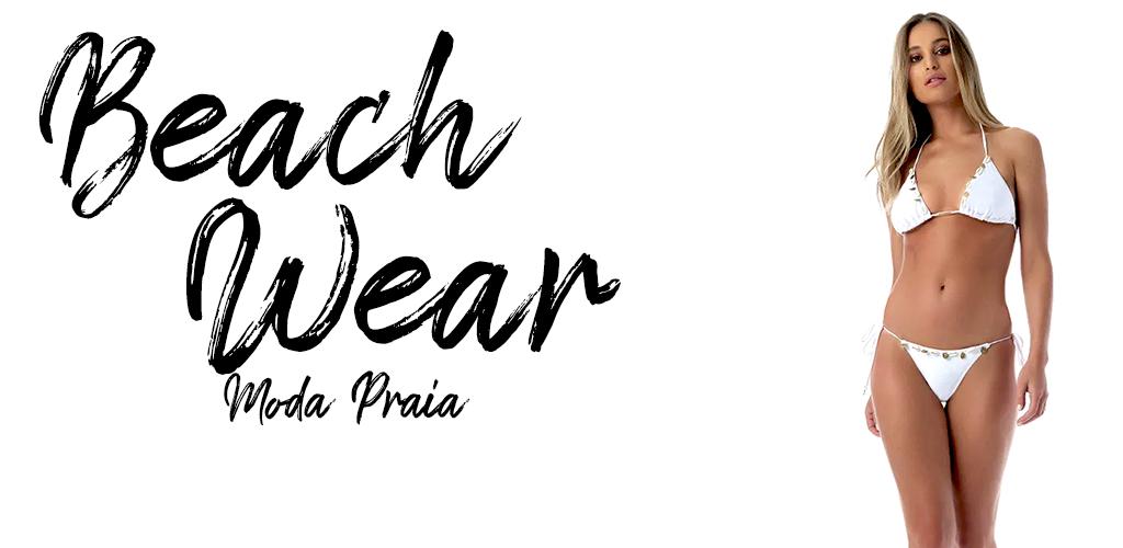 Beachwear Moda Praia