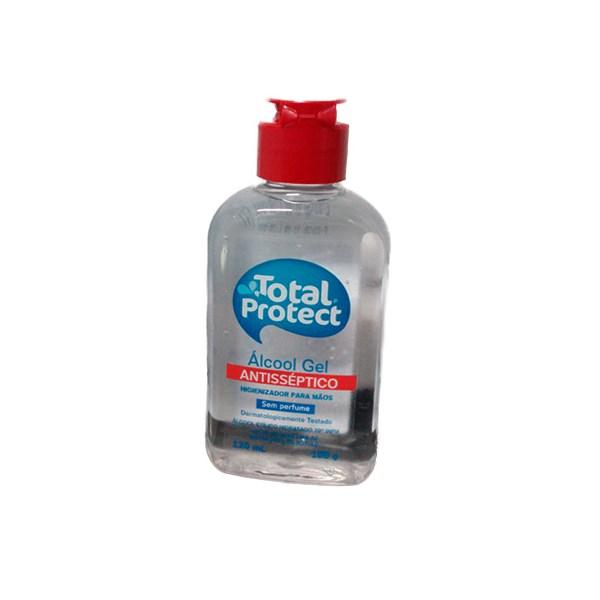 Álcool Gel Total Protect Antisséptico 120ml