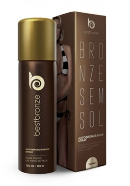 AUTOBRONZEADOR SPRAY BEST BRONZE