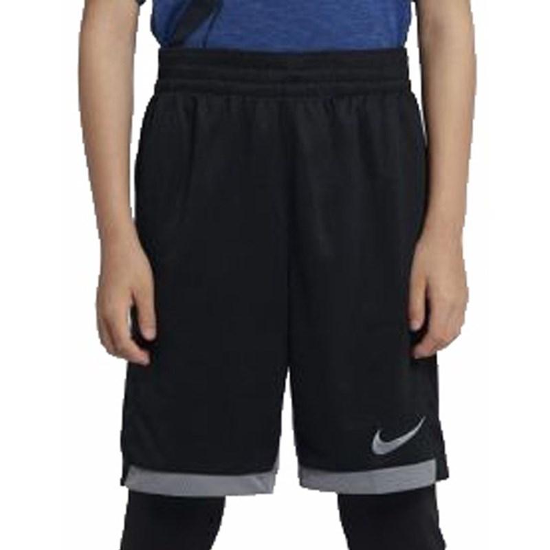 Bermuda Masculina Nike Dri-Fit Infantil Preto