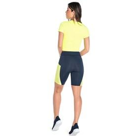 Blusa Feminina Vestem Dry Fit Gratitude Amarelo Neon