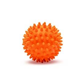 Bola de Massagem Hidrolight 7,5cm Laranja Neon