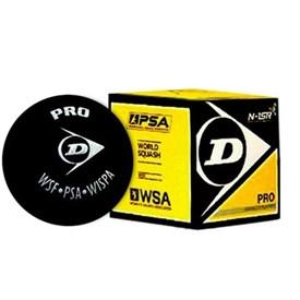 Bola de Squash Dunlop Revelation Pro Preta
