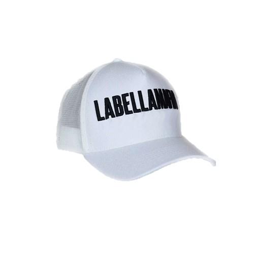BONÉ BRANCO LABELLAMAFIA