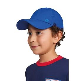 Boné Uv Line Teens Colors Azul Bic