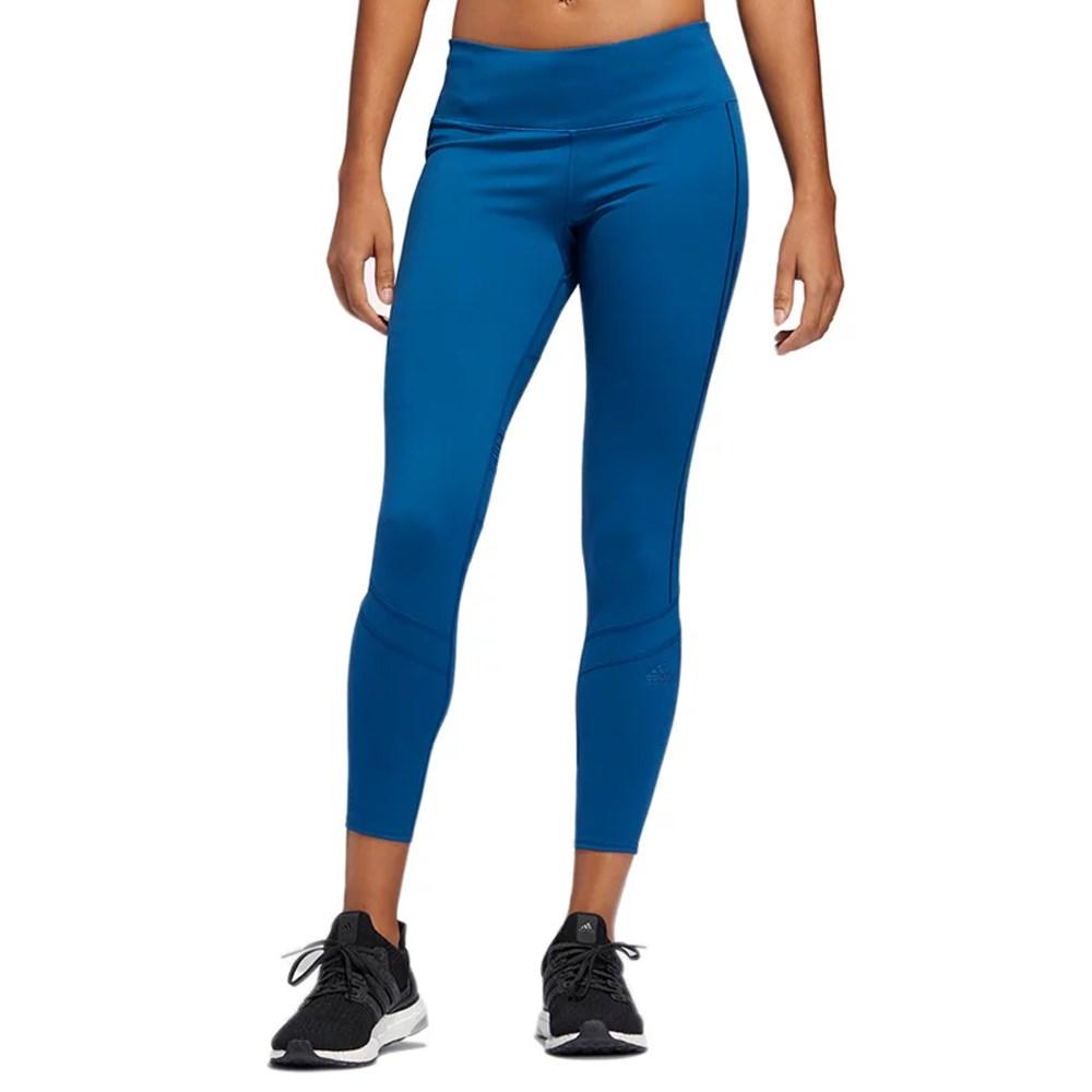 Calça Legging Adidas How We Do Azul