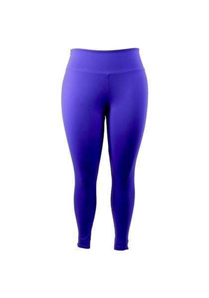 9a3837c50 Calça Legging Básica Roxo Trinys - Compre Agora | Best Fit