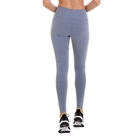 Calça Legging Best Fit Suplex Mescla