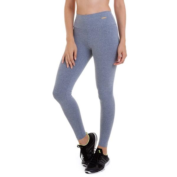 Calça Legging Best Fit Suplex Mescla