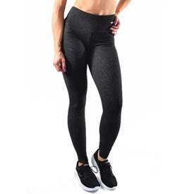 Calça Legging Best Fit Suplex Mescla Escuro
