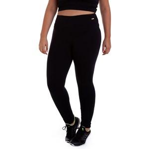 Produto Calça Legging Best Fit Suplex Plus Size Preta
