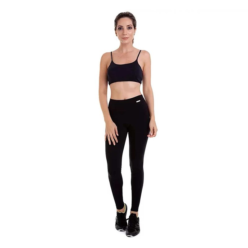 Calça Legging Best Fit Suplex Preta