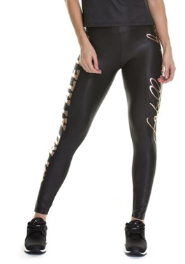CALÇA LEGGING ESSENTIALS ALL MOMENTS PRETA LABELLAMAFIA