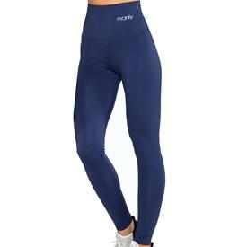 Calça Legging Feminina Up Manly Azul Marinho