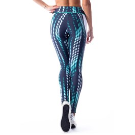 CALÇA LEGGING FUSÔ VESTEM JUMP CROSS FASHION BALANCE