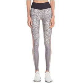 Calça Legging Live Fusô Reversible Neo Animal Jeans