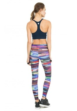 CALÇA LEGGING POWER GRAFIC COLORS LIVE