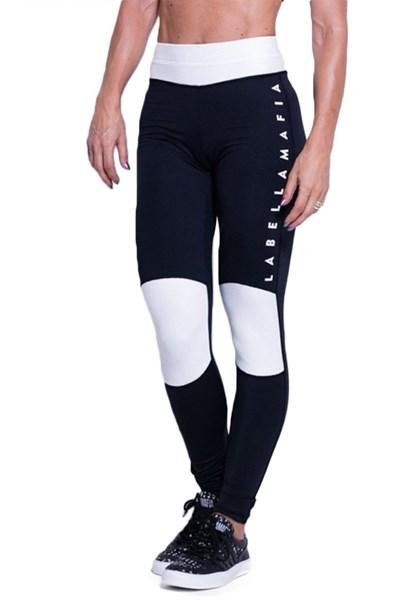 3549e5b2e Calça Legging Rebelion Branca Labellamafia - Compre Agora