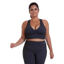CALÇA LEGGING SUPLEX PLUS SIZE CHUMBO BEST FIT