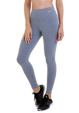 CALÇA LEGGING SUPPLEX MESCLA BEST FIT