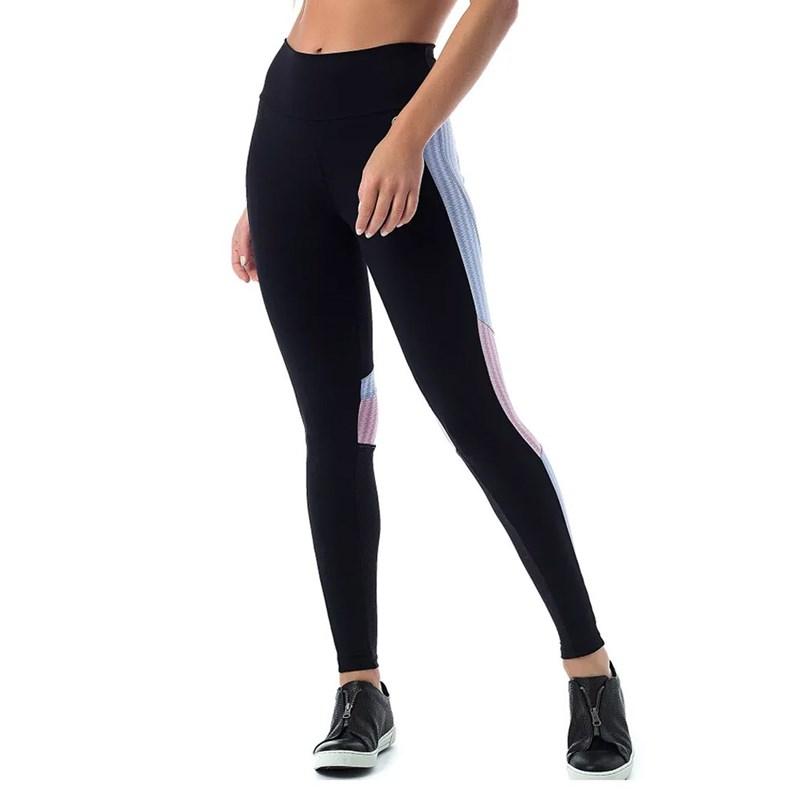 Calça Legging Vestem Fusô Color Azure Preto