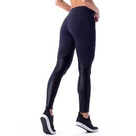 Calça Legging Vestem Fusô Nórdico Preto