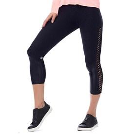 Calça Legging Vestem Parker Preta