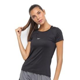 Camiseta Adulta Speedo Basic Strech Preta