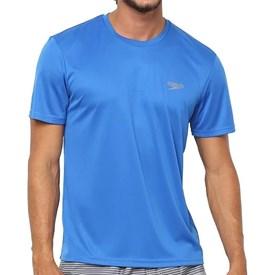 Camiseta Adulto Speedo Interlock Azul