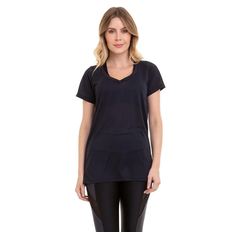 Camiseta Best Fit Dry Fitness Preta