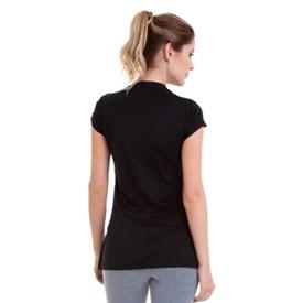 Camiseta Best Fit Dry Mullet Preta