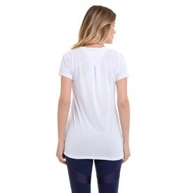 Camiseta Bestfit Dry Fitness Branco