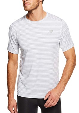 CAMISETA FANTON FORCE BRANCO NEW BALANCE
