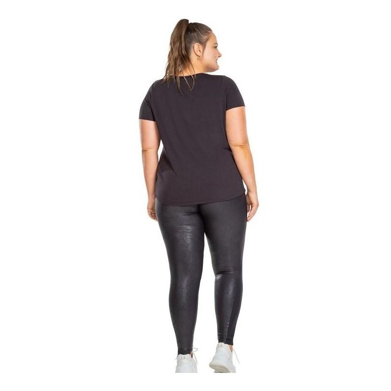 Camiseta  Icon Lux Plus Size