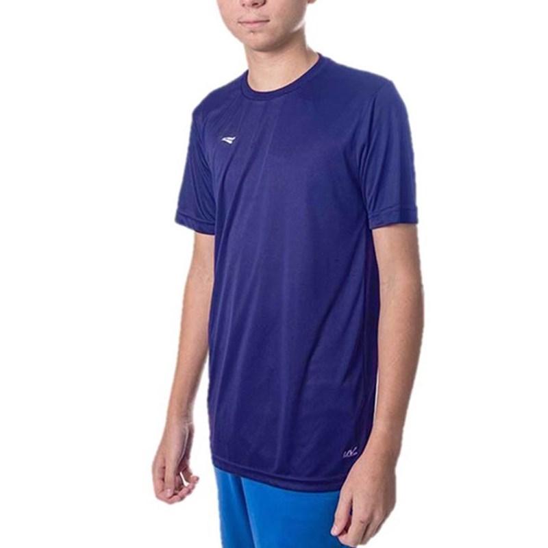 Camiseta Infantil Penalty Matis IX Azul Marinho