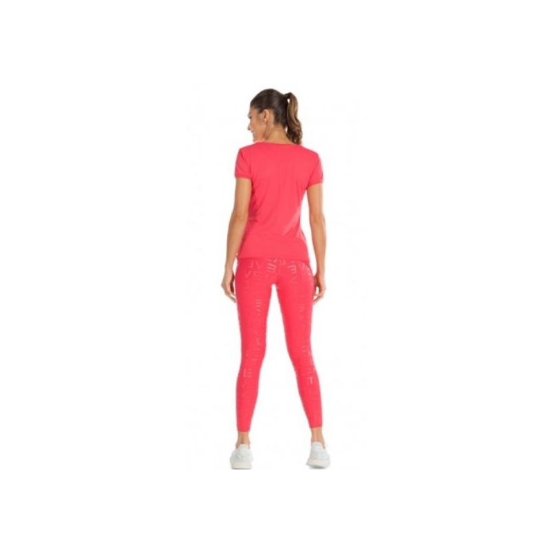 Camiseta Live Icon Lux Pink