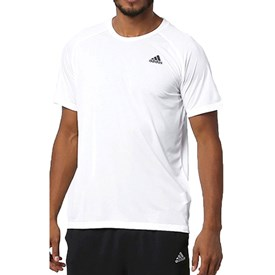 CAMISETA LW ESSENTIALS BRANCO ADIDAS