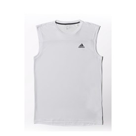 CAMISETA MANGA CURTA ADIDAS BASE PLAIN