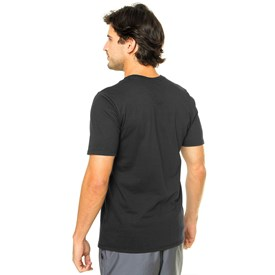 CAMISETA MANGA CURTA NIKE CHEST PRETO