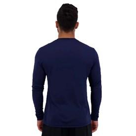 Camiseta Manga Longa Penalty Matis 2 lx Azul Marinho