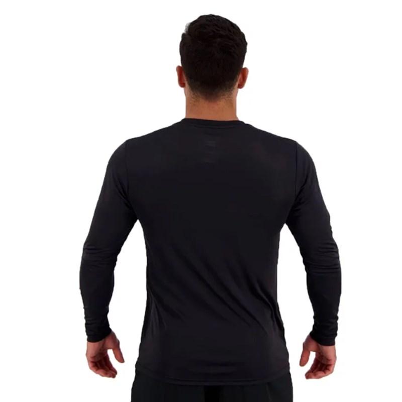 Camiseta Manga Longa Penalty Matis 2 lx Preta