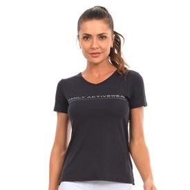 Camiseta Manly Link Preta