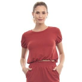 Camiseta Manly Vermelha