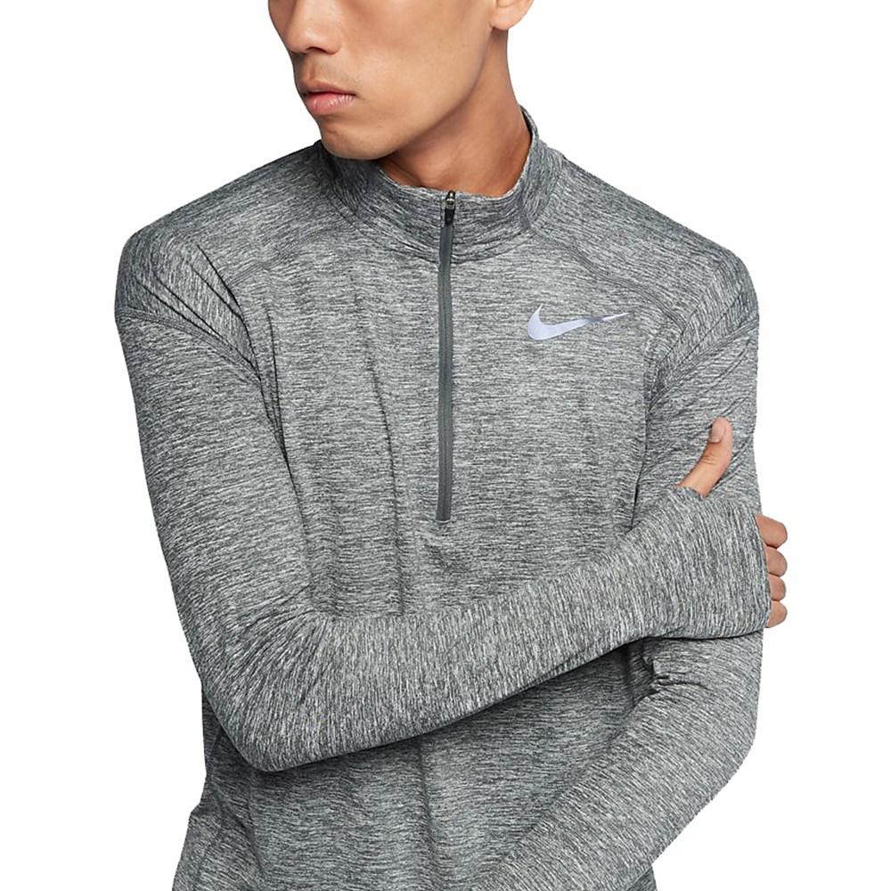 Camiseta Masculina Manga Longa Nike Pacer Mescla