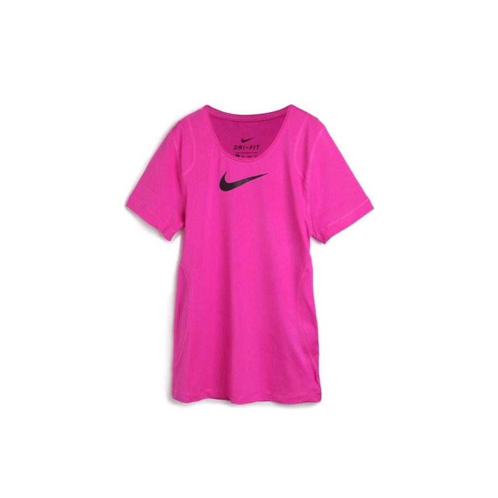 Camiseta Nike Infantil Feminino Pink