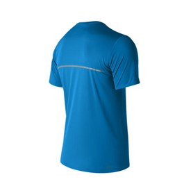 CAMISETA PERFORMANCE ACCELERATE AZUL NEW BALANCE