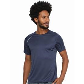 Camiseta Raglan Basic Speedo Azul Marinho