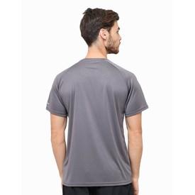 Camiseta Raglan Basic Speedo Chumbo